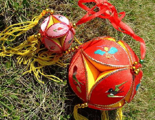 壮族绣球的传说
