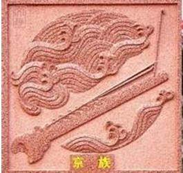 京族历史概述