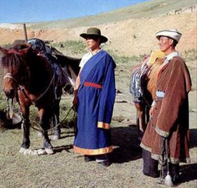 魏晋南北朝时期的服饰图片