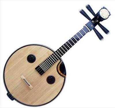 民族乐器 维吾尔族